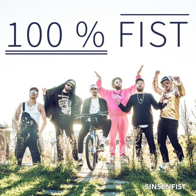 100% FIST cover