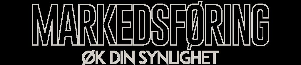 Markedsføring Logo 1