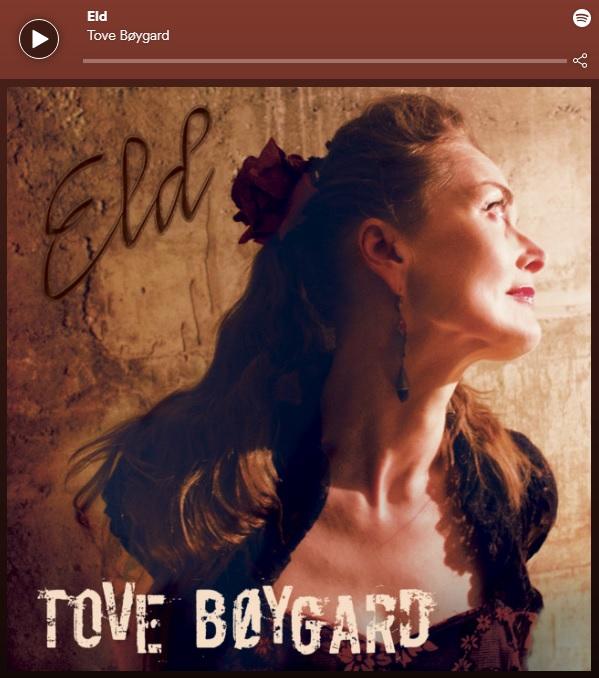 Tove Bøygard - Spotify